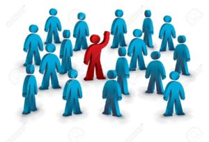 11562881-one-person-different-in-the-crowd