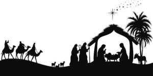 Christmas Nativity. EPS 8.